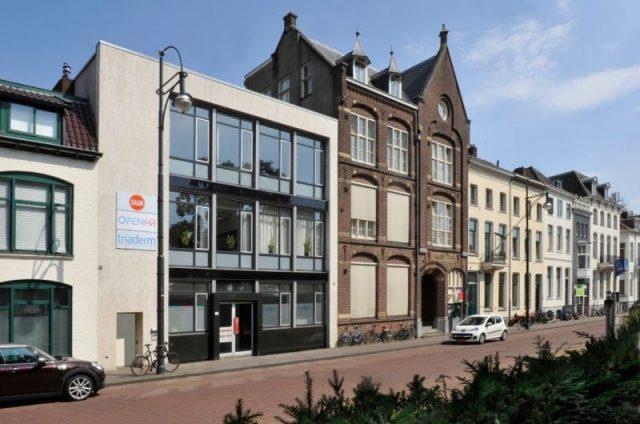 Kantoorruimte Arnhem – Eusebiusbuitensingel