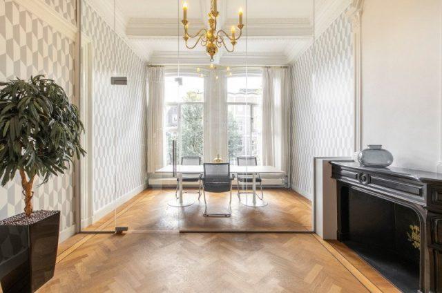Kantoorruimte Amsterdam – Herengracht