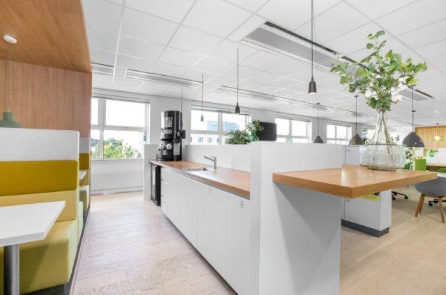 Kantoorruimte Den Bosch – Pettelaarpark