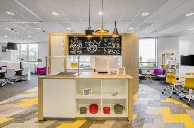 Kantoorruimte Eindhoven – Flight Forum