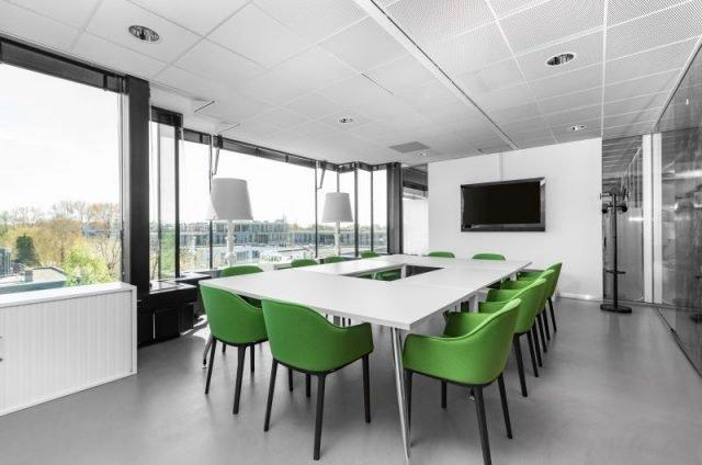 Kantoorruimte Amsterdam – De Cuserstraat