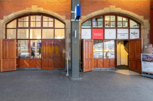 Kantoorruimte Amsterdam – Stationsplein