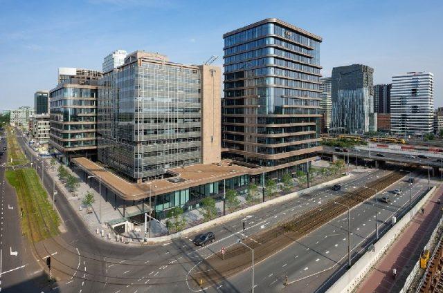 Kantoorruimte Amsterdam – Strawinskylaan