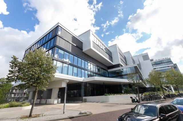 Kantoorruimte Amsterdam – Trompenburgstraat