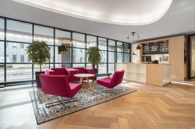 Kantoorruimte Maastricht – Robert Schumandomein