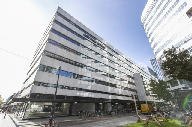 Kantoorruimte Rotterdam – Weena Zuid