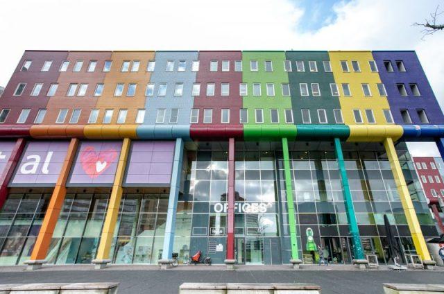 Kantoorruimte Amsterdam – Arena Boulevard