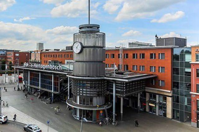 Kantoorruimte Den Bosch – Stationsplein