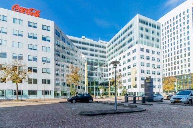 Kantoorruimte Rotterdam – Marten Meesweg