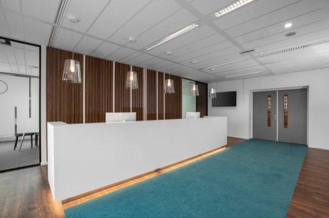 Kantoorruimte Utrecht – Le Mirage