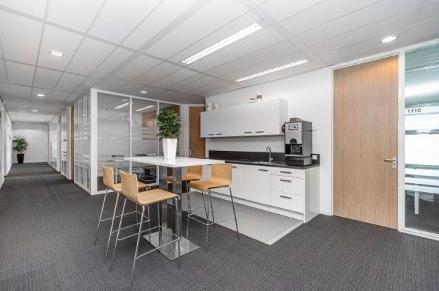 Kantoorruimte Zoetermeer – Louis Braillelaan