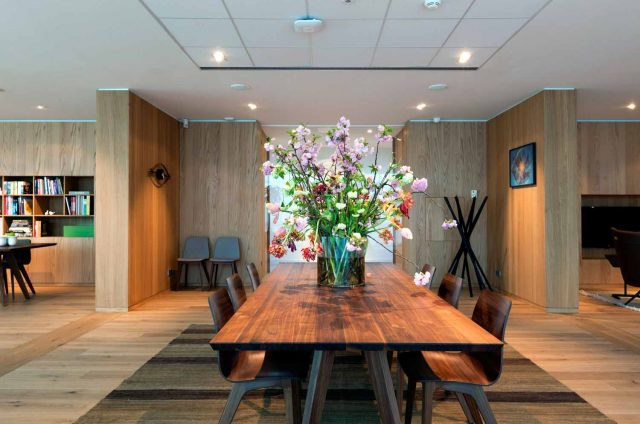 Kantoorruimte Amsterdam – Barbara Strozzilaan