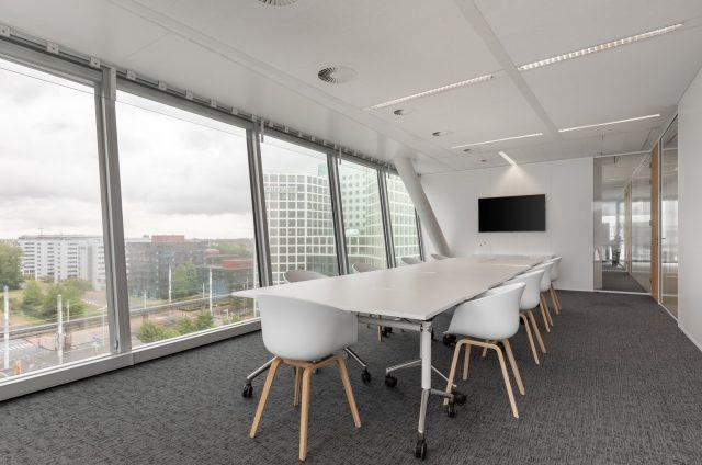 Kantoorruimte Den Haag – Schenkkade