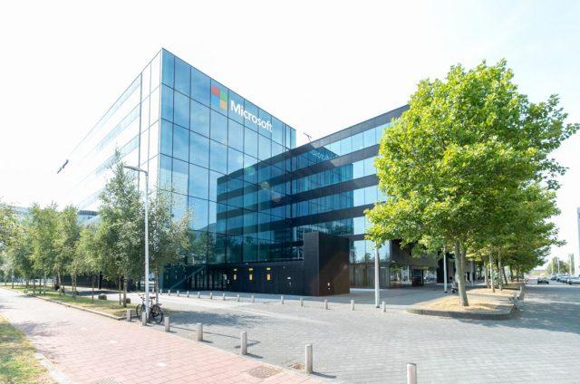 Kantoorruimte Schiphol – Evert van de beekstraat