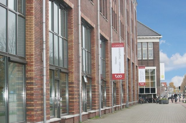 Kantoorruimte Utrecht – Niasstraat
