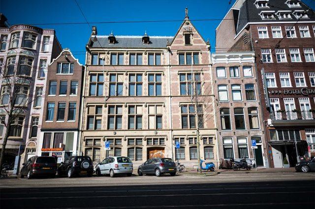Kantoorruimte Amsterdam – Nieuwezijds Voorburgwal