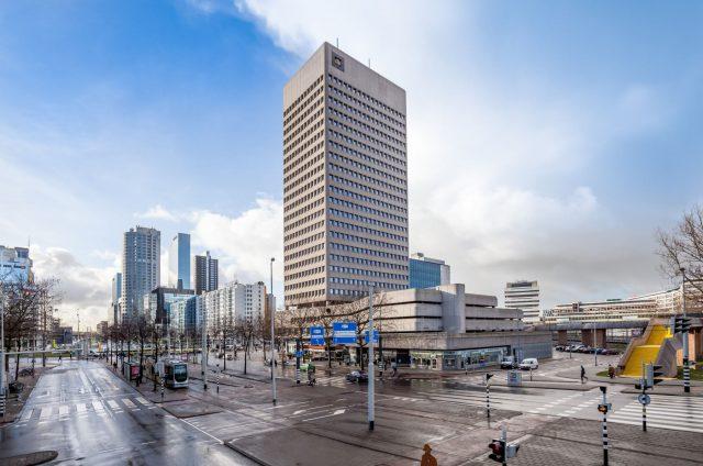 Kantoorruimte Rotterdam – Hofplein