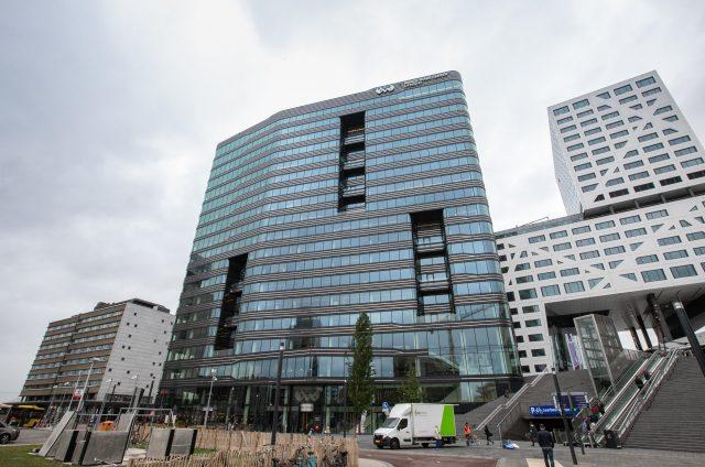 Kantoorruimte Utrecht – Stadsplateau
