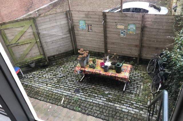 Kantoorruimte Rotterdam – Mathenesserlaan