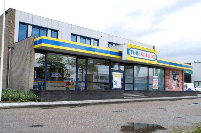 Kantoorruimte Den Bosch – Rietveldenweg