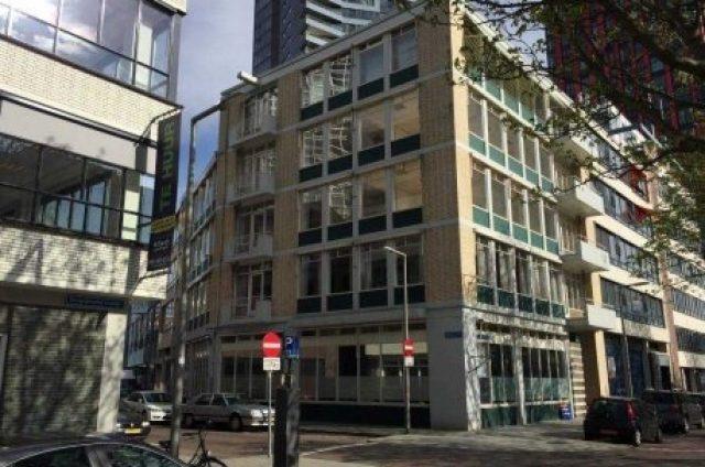 Kantoorruimte Rotterdam – Scheepmakershaven