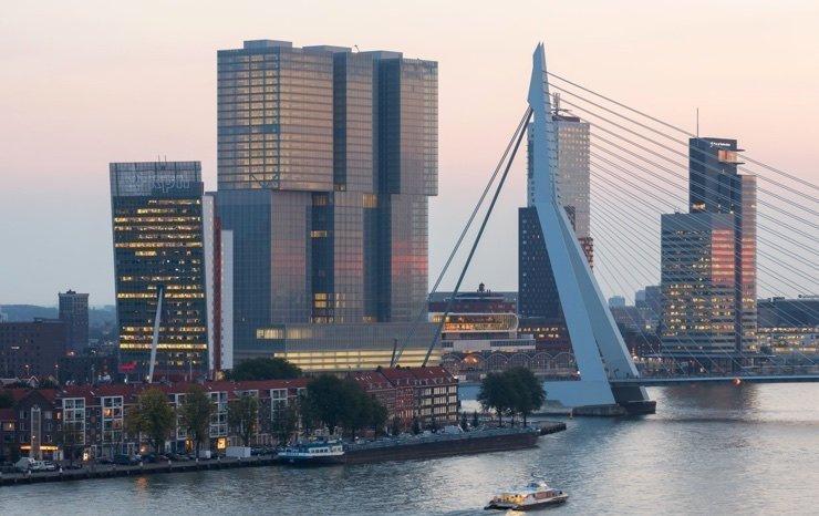 Werplek, flexplek, kantoor of kantoorruimte huren in Rotterdam